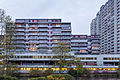 Ihme-Zentrum apartment complex Ihme river Linden-Mitte Hannover Germany 05.jpg