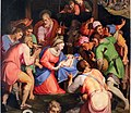 Il bagnacavallo junior, adorazione dei pastori (pinacoteca di cento) 05.jpg
