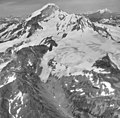 Iliamna Volcano, East Glacier Creek, mountain glacier terminus, and icefall, August 24, 1960 (GLACIERS 6567).jpg