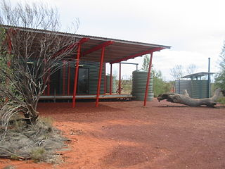 Ilkurlka Community, Western Australia