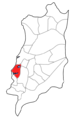 Ilocos Norte Map locator-Paoay.png