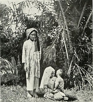 "Perakian Malay people - Image: Image from page 221 of ""Women of all nations, a record of their characteristics, habits, manners, customs and influence;"" (1908) (14770286405)"