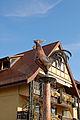 Immenstaad Brunnenfigur Hahn (9490952774).jpg
