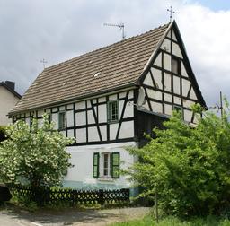 Henri-Spaak-Straße in Alfter