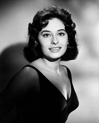 Ina Balin - Image: Ina Balin 1960