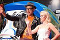 Independence Day- Resurgence Japan Premiere- Jeff Goldblum & Maika Monroe (28580793155).jpg