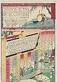 Index of the One Hundred Pilgrimage Sites (Hyakuban mokuroku) - 33 of Saikoku Route, 33 of Bandô Route, and 34 of Chichibu Route.jpg