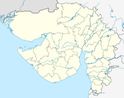Alang is located in Gujarat