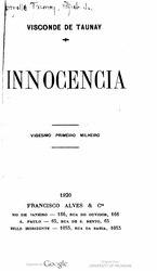Alfredo d'Escragnolle Taunay: Innocencia