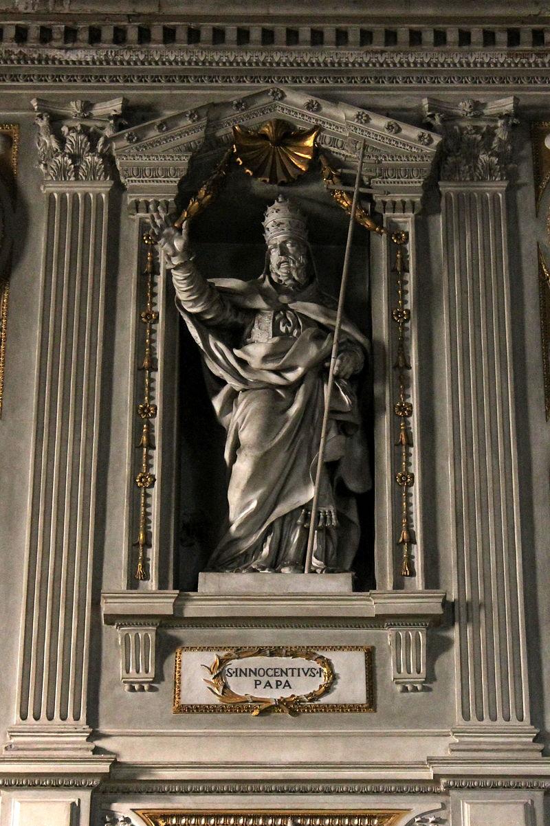 Innocentius Papa S Martino ai Monti.JPG
