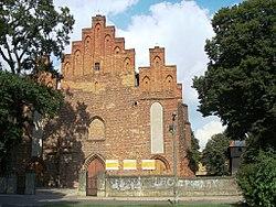 Inowrocław, kościół par. p.w. św. Mikołaja ad
