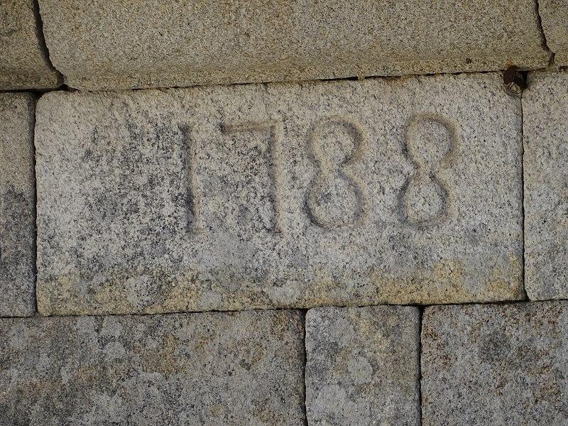 Ficheiro inscrici n igrexa ponte amb a ba os de molgas ourense wikipedia a - Banos de molgas ourense ...