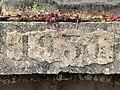 Inscription 1931 Fontaine 1931 Route Roche - Solutré-Pouilly (FR71) - 2021-03-02 - 3.jpg