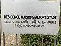 Inscription Square Gabriel Faure - Maisons-Alfort (FR94) - 2021-03-22 - 1.jpg