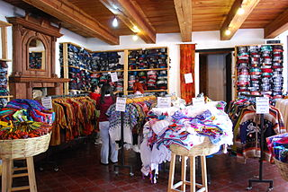 Handcrafts and folk art in Chiapas