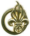 Le béret dans l'armée 100px-Insigne_de_b%C3%A9ret_du_1er_REG