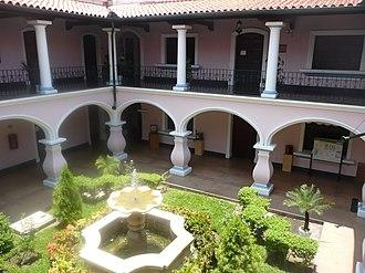 Culture of Venezuela - Instituto Arnoldo Gabaldón, declared on August 30, 1984 as a National Historic Landmark