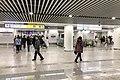Interchange hall of Chongqing North Station South Square Station (20191224213845).jpg