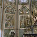 Interieur koor, muurschildering - Oud Gastel - 20328172 - RCE.jpg