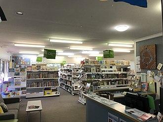 Tieri - Library interior, 2018