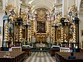 Interior of the Church of St. Bernardino of Siena in Kraków, 06.jpg