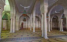 Internal view of the Great Mosque of Mahdia.jpg