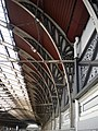 Ironwork, Platform 1, Paddington Railway Station W2 - geograph.org.uk - 1770081.jpg