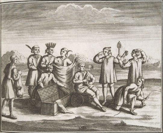 Iroquois western goods