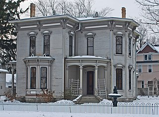 Isaac Cappon House