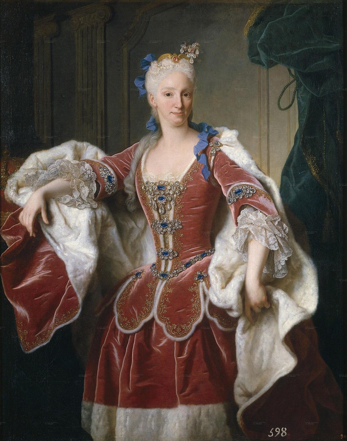Alžběta Farnese