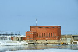 Isohaara power plant 2006 03 05.JPG