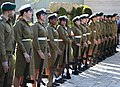 Israeli Honor Guards stand at attention 01.jpg