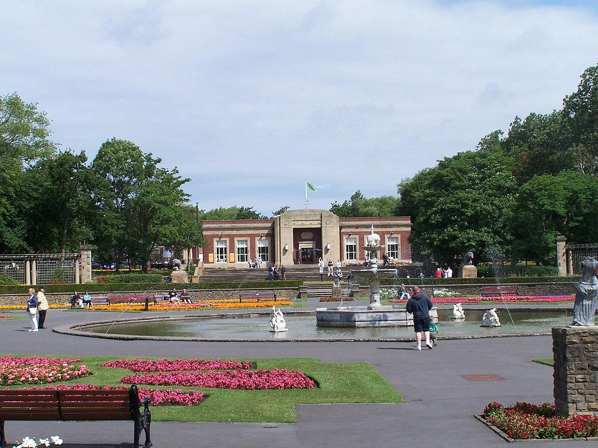 stanley park blackpool wikipedia