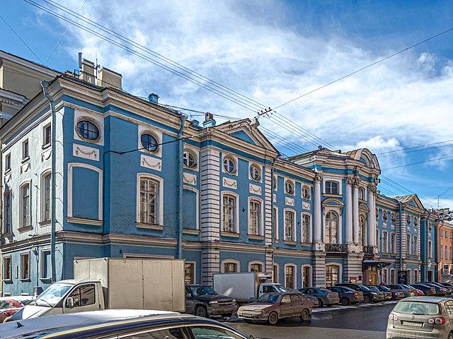 Дворец Шувалова, Санкт-Петербург
