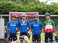 Italy National Team at Tokyo 2020 Test Event P7210040.jpg