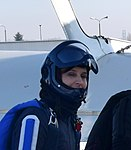 Iwona Majewska (skydiver), Gliwice 2017.12.30 (cropped).jpg
