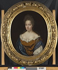 Cornelia Hoffer (1673-1699). Echtgenote van Pieter Kemp