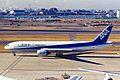 JA701A B777-281 ANA HND 13JAN99 (6777879483).jpg