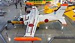 JASDF MU-2S(13-3209) left side top view at Hamamatsu Air Base Publication Center November 24, 2014 01.jpg