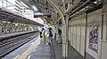 JR Chuo-Main-Line・Yamanote-Line Yoyogi Station Platform 4.jpg