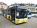 Jablonec nad Nisou, Dolní náměstí, autobus MAN.jpg