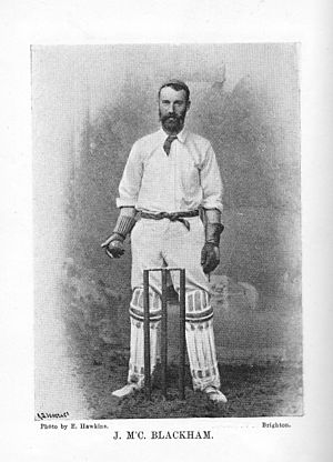 Australian Cricket Hall of Fame - Image: Jack Blackham