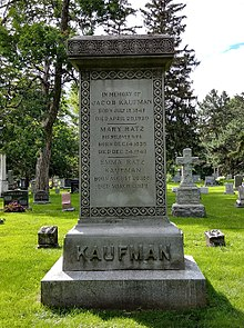 Jacob Kaufman - Wikipedia