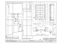 Jacob Vanderbeck House and Kitchen, Saddle River Road and Dunker Hook Lane, Fair Lawn, Bergen County, NJ HABS NJ,2-FAIR,1- (sheet 15 of 15).png