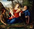 Jacopo de' Barbari - La Vierge à la fontaine (Louvre).jpg