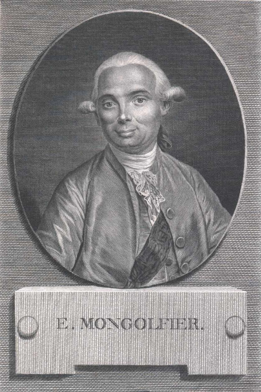 Jacques %C3%89tienne Montgolfier