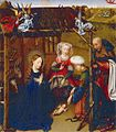 Jacques Daret - Adoration of the Child - WGA5933.jpg