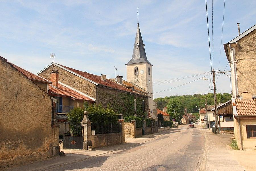 Jakobsweg by Niederkasseler   France - Kirche Greux