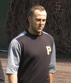 Jameson Taillon - Taillon pictured at Wrigley Field in 2017