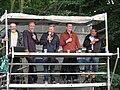 Jan Gintberg, Casper Christensen, Frank Hvam, and Carsten Werge.jpg